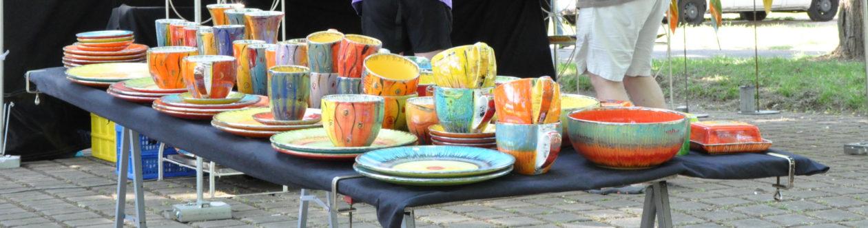 Breisacher Töpfermarkt – Veranstalterseite